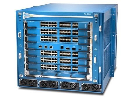palo alto firewall pa 7050